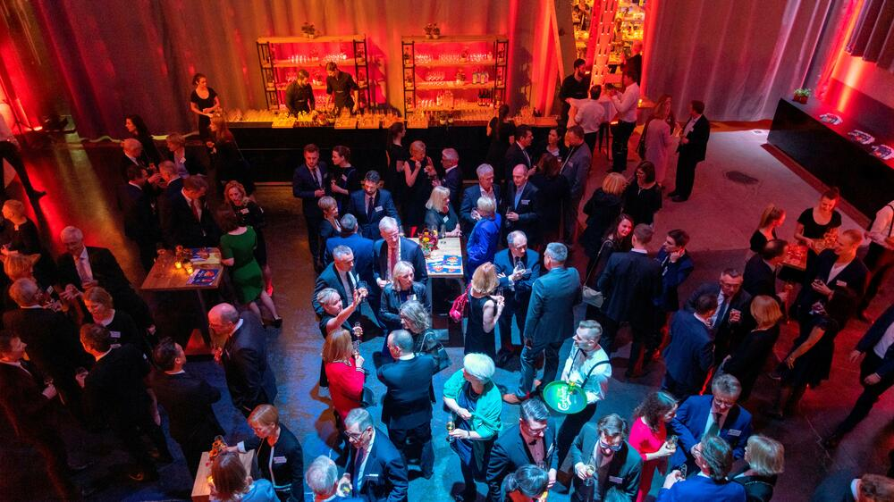 Festive Gala for the German Innovation Award 2019