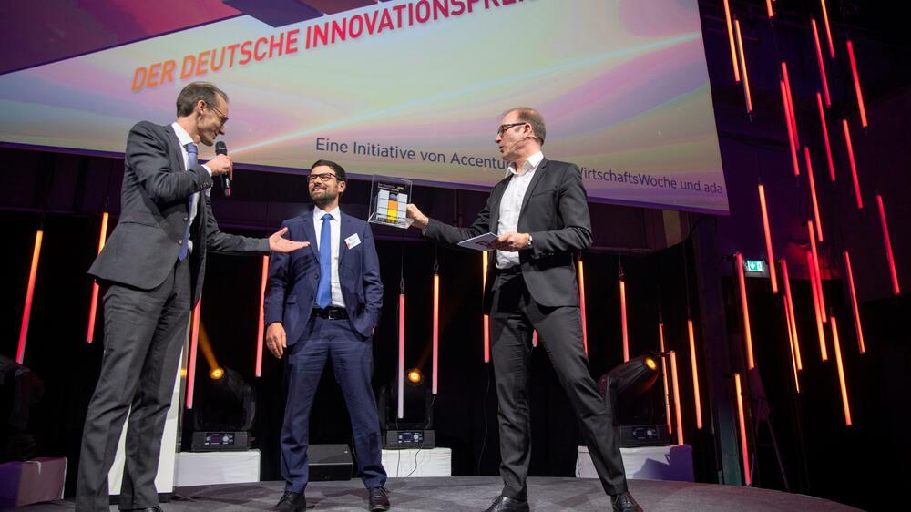 Blickfeld wins the German Innovation Award in the startup category